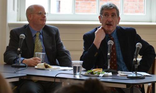 Mark Heim Speaks at Recent Event