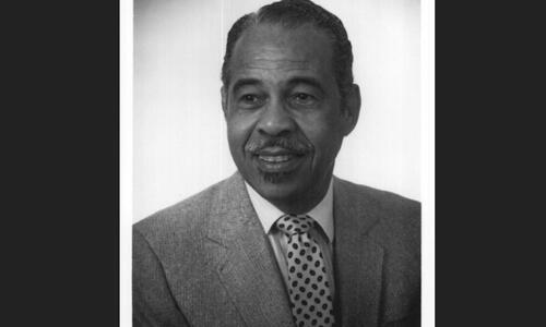 The Rev. Dr. Thomas Freeman (BD '42)