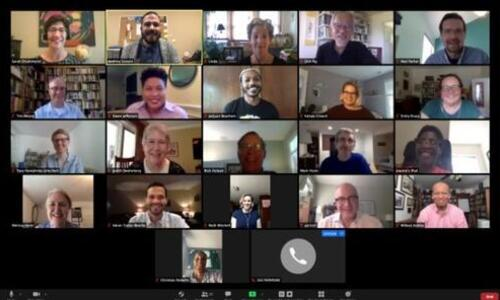 VisionFest 2020 Participants