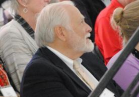 President Emeritus, Nick Carter