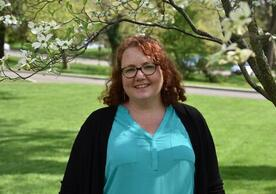 Emily Bruce, Campus and Outreach Minister