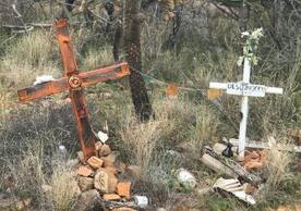 Desert memorials