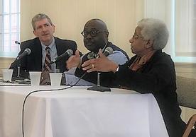 S. Mark Heim, Willie Jennings, and M. Shawn Copeland
